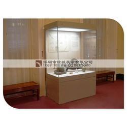 博物馆展柜新科技、隆城展示(在线咨询)、博物馆展柜图片