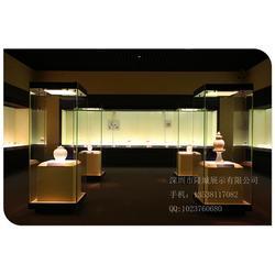 博物馆恒温恒湿展示柜打造|博物馆恒温恒湿展示柜|隆城展示图片