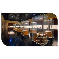 自动化博物馆展柜设计,隆城展示,自动化博物馆展柜图片