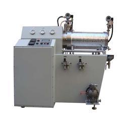 纳隆机械砂磨机尺寸(图),真空砂磨机多少钱,潮州真空砂磨机图片