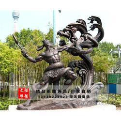 铸铜大型城市雕塑、莱芜大型城市雕塑、文禄雕塑图片