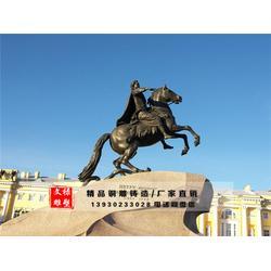 大型马拉车雕塑-文禄雕塑-安徽马拉车雕塑图片