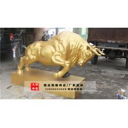 云南开荒牛雕塑-开荒牛铜雕塑-文禄雕塑图片