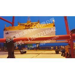 泰州集装箱吊具-张家港凯斯机械公司-半自动集装箱吊具图片