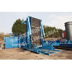 集裝箱液壓翻轉機-集裝箱翻轉機-港凱斯機械公司圖片