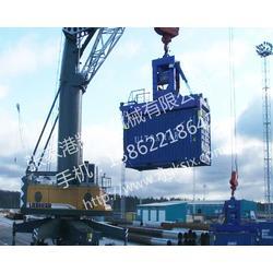 张家港凯斯机械吊具(图)、集装箱翻转机、常熟集装箱翻转批发