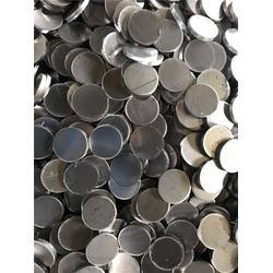 南京同旺铝业厂 滤清器铝圆片-南京铝圆片图片