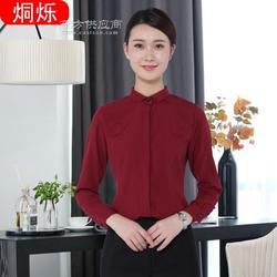 职业女式衬衫图片