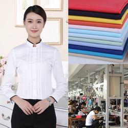 工作服定做襯衫職業女裝上班族長袖圖片