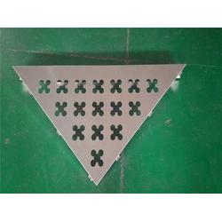 梅花雕刻氟碳铝单板,三角铝单板,加工制造企业图片