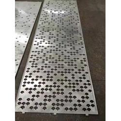 方孔冲孔铝单板,铝单板供应商图片