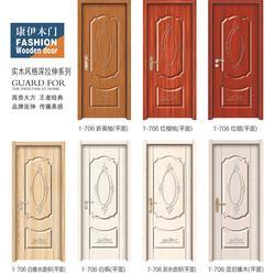 环保实木复合门、陈氏门业(在线咨询)、实木复合门图片