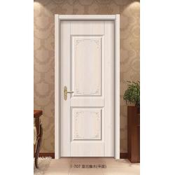 环保实木复合门-实木复合门-陈氏门业服务周到图片