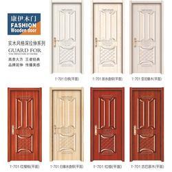 木质夹板门-陈氏门业诚信经营-木质夹板门品牌图片