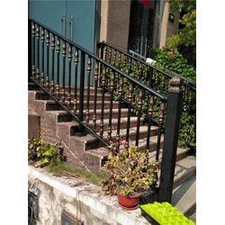 铝艺楼梯安装,铝艺楼梯,苏州墨色江南铝制品(查看)图片