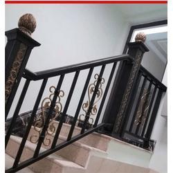 墨色江南(图),铝艺楼梯哪家好,铝艺楼梯图片