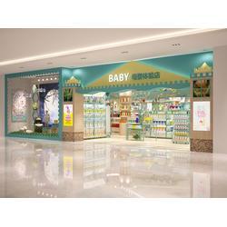 婴童店展示道具订制,婴童店展示道具,九爱14年(查看)图片