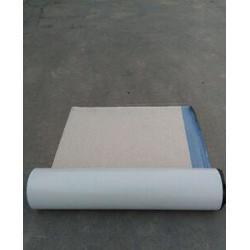 自粘胶膜防水卷材生产厂家,聚宝(在线咨询),防水卷材图片
