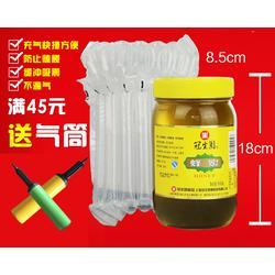 蜂蜜缓冲气柱袋|晋飞扬商贸(在线咨询)|郑州蜂蜜气柱袋图片