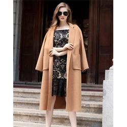 羊绒大衣艾菲扬服装厂|惠州双面羊绒大衣|双面羊绒大衣加工图片