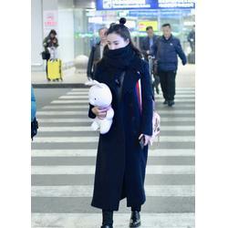 羊绒大衣-上海双面羊绒大衣加工-男士羊绒大衣定制图片