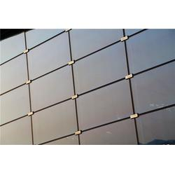 玻璃幕墙是多少-江苏金牡丹装饰工程-镇江玻璃幕墙图片