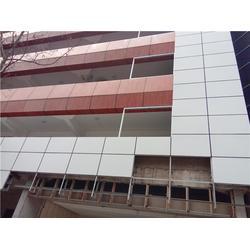 江苏金牡丹装饰,无锡铝板幕墙便宜吗,无锡铝板幕墙图片