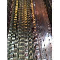 不锈钢花纹管报价_盾牌金属制品_不锈钢花纹管图片