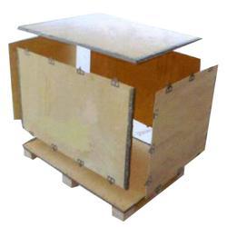 昆山木箱-苏州佳斯特包装材料-熏蒸木箱图片