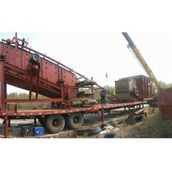移动破碎站|凯翔矿沙机械(在线咨询)|移动破碎图片