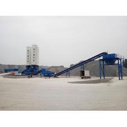 600型稳定土拌合站厂家图片