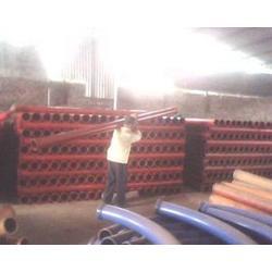热销大象泵车耐磨管、昊兴管件公司、郴州大象泵车耐磨管图片