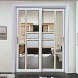 推拉门,卧室单扇推拉门,泓烯门窗(优质商家)图片