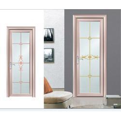 折叠式铝合金门,泓烯门窗(在线咨询),云溪铝合金门图片