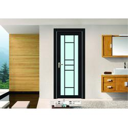 什么是彩铝门-泓烯门窗(在线咨询)巴东铝门图片