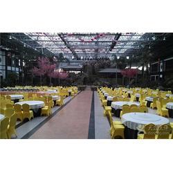 宝坻区玻璃生态餐厅-青州齐鑫温室园艺小唐-玻璃生态餐厅造价图片