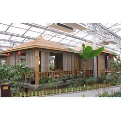 河北区玻璃生态餐厅,玻璃生态餐厅效果图,齐鑫温室园艺小唐图片