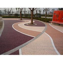 透水地坪材料、透水地坪、南京迈博装饰