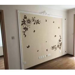 沙发墙硅藻泥厂家-氧川硅藻泥-潍坊沙发墙硅藻泥图片