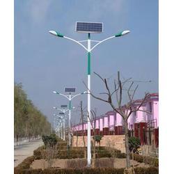 风光互补太阳能路灯厂家、海光光电科技、山西风光互补太阳能路灯图片
