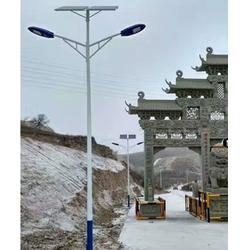 海光光电科技 太阳能路灯-朔州太阳能路灯图片