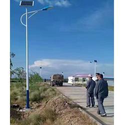 大同太阳能路灯-6米太阳能路灯报价-海光光电科技图片