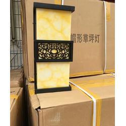 山西柱頭燈-柱頭燈報價-海光光電科技圖片