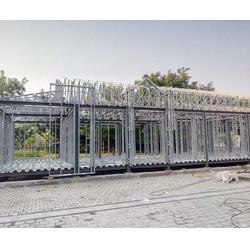 北京轻钢别墅 北海建材(在线咨询) 北京轻钢别墅制作图片