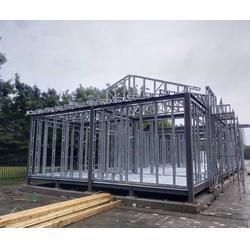 钢结构别墅加盟-北海建材(在线咨询)-钢结构别墅图片