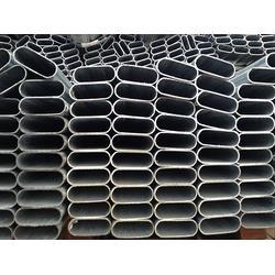 鍍鋅扁圓管,厚壁半圓管加工廠圖片