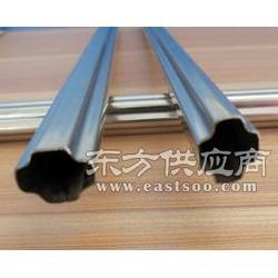供应镀锌梅花管,护栏梅花管厂图片