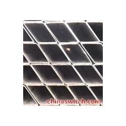 镀锌带找菱形管厂家/镀锌带找菱形管厂家图片