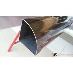扇形管规格,100不锈钢扇形管厂家图片