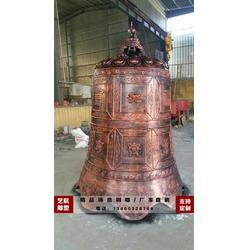 重庆铜钟铸造图片